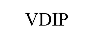 mark for VDIP, trademark #87239195