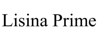 mark for LISINA PRIME, trademark #87239232