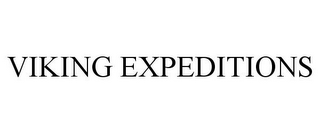 mark for VIKING EXPEDITIONS, trademark #87240959