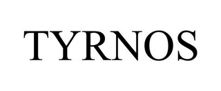 mark for TYRNOS, trademark #87256459