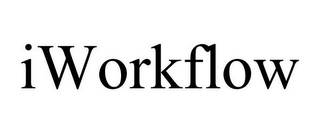 mark for IWORKFLOW, trademark #87258702
