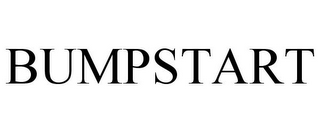 mark for BUMPSTART, trademark #87259351