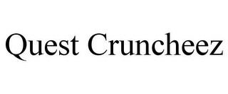 mark for QUEST CRUNCHEEZ, trademark #87268418