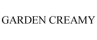 mark for GARDEN CREAMY, trademark #87268816