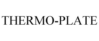 mark for THERMO-PLATE, trademark #87278799