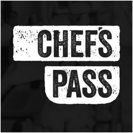 mark for CHEF'S PASS, trademark #87280014