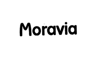 mark for MORAVIA, trademark #87293327