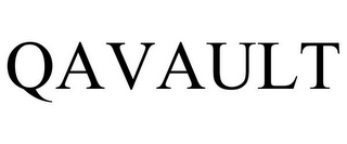 mark for QAVAULT, trademark #87301390