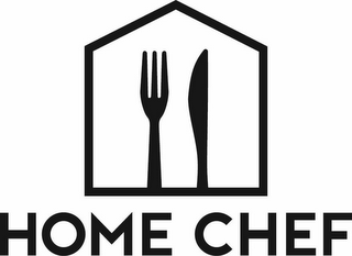 mark for HOME CHEF, trademark #87302132