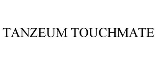 mark for TANZEUM TOUCHMATE, trademark #87308568