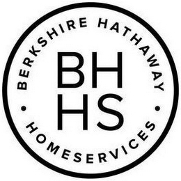 mark for BH HS · BERKSHIRE HATHAWAY · HOMESERVICES, trademark #87310446
