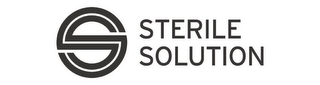mark for SS STERILE SOLUTION, trademark #87313933