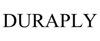mark for DURAPLY, trademark #87321898