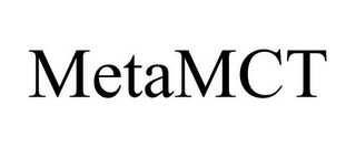 mark for METAMCT, trademark #87325875