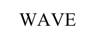 mark for WAVE, trademark #87329768