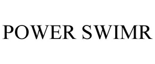 mark for POWER SWIMR, trademark #87352200