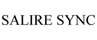 mark for SALIRE SYNC, trademark #87354460