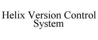 mark for HELIX VERSION CONTROL SYSTEM, trademark #87357508