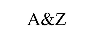mark for A&Z, trademark #87366850