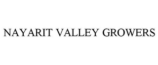 mark for NAYARIT VALLEY GROWERS, trademark #87367294