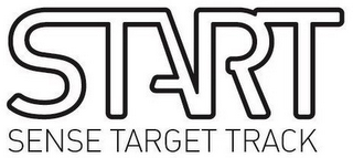 mark for START SENSE TARGET TRACK, trademark #87376203