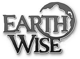 mark for EARTH WISE, trademark #87380804