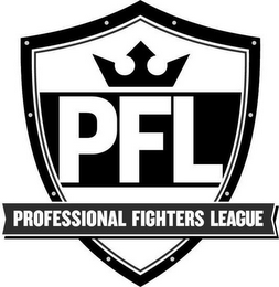 mark for PFL PROFESSIONAL FIGHTERS LEAGUE, trademark #87385325