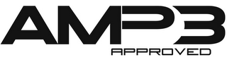 mark for AMP3 APPROVED, trademark #87390278