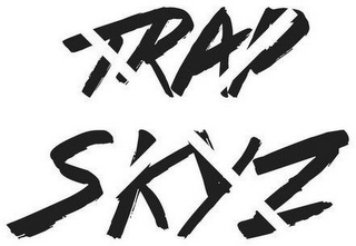 mark for TRAP SKYZ, trademark #87394306