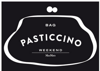 mark for BAG PASTICCINO WEEKEND MAXMARA, trademark #87410203