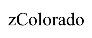 mark for ZCOLORADO, trademark #87412533