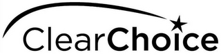 mark for CLEARCHOICE, trademark #87415485