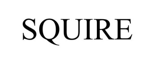 mark for SQUIRE, trademark #87419344