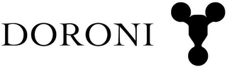 mark for DORONI, trademark #87423353