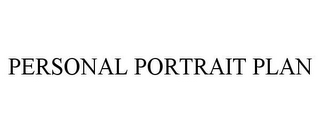 mark for PERSONAL PORTRAIT PLAN, trademark #87440453