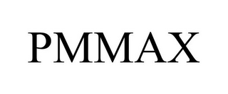 mark for PMMAX, trademark #87440694