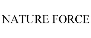 mark for NATURE FORCE, trademark #87452102