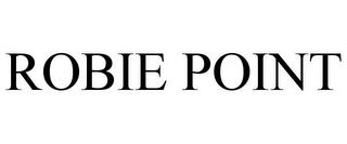 mark for ROBIE POINT, trademark #87472830