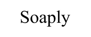 mark for SOAPLY, trademark #87473973