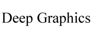 mark for DEEP GRAPHICS, trademark #87484742