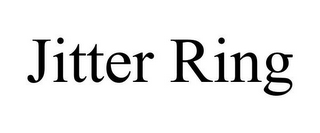 mark for JITTER RING, trademark #87485795