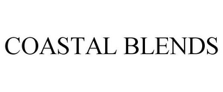 mark for COASTAL BLENDS, trademark #87495668