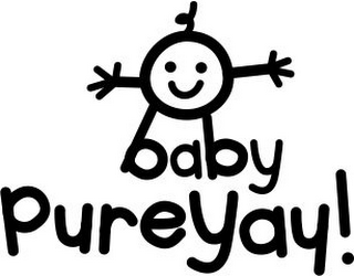 mark for PUREYAY! BABY, trademark #87497470