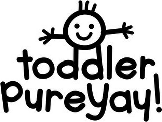 mark for TODDLER PUREYAY!, trademark #87497486