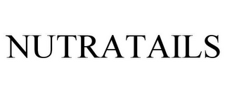 mark for NUTRATAILS, trademark #87502946