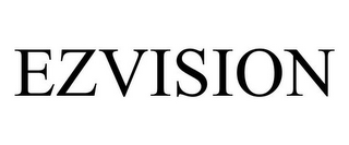 mark for EZVISION, trademark #87508945