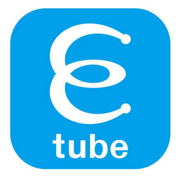 mark for E TUBE, trademark #87514614