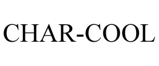 mark for CHAR-COOL, trademark #87522258