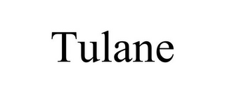 mark for TULANE, trademark #87528607