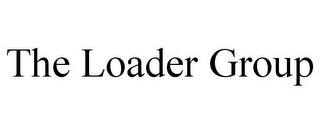 mark for THE LOADER GROUP, trademark #87532381